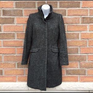 H&M Peacoat Grey Size 6